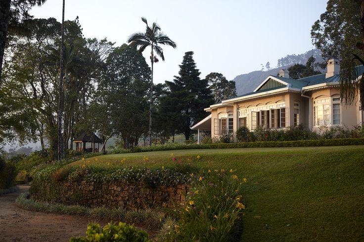 """""""Dans la maison d'un planteur de thé"""" (Lalin De Mel, Maître de maison au Tea Trails) - Relais&Châteaux - Ceylon Tea Trails - www.resplendentceylon.com"""