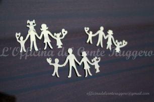 Famigliole  Liberamente ispirate al logo della Manif pour Tous