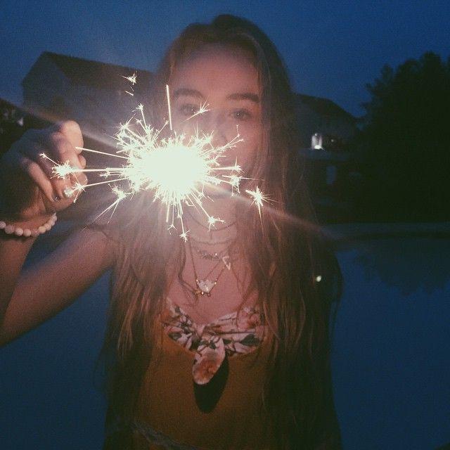 Sabrina Carpenter Swimsuit ~ 7/5/2015 ~ via instagram