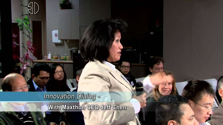Ding Ding TV innovation dialog with Maxthon CEO Jeff Chen part2 Jan 17.2013
