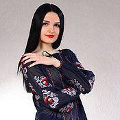 Магазин мастера Ручная вышивка от Ольги Стрельцовой: блузки, платья, юбки, женские сумки, верхняя одежда