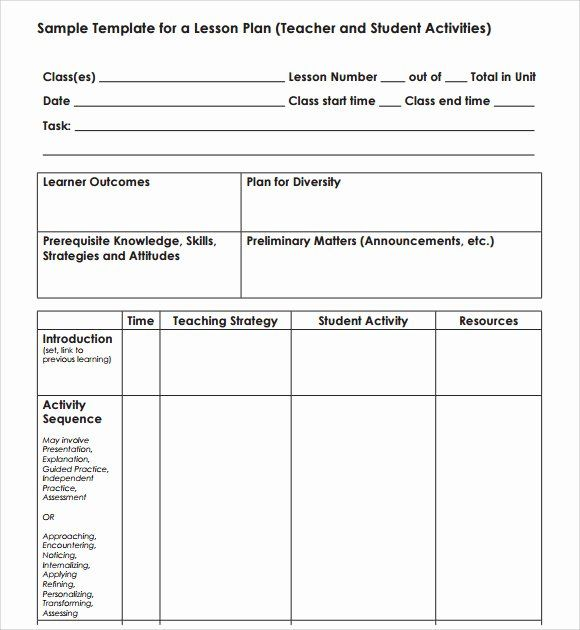 Formal Lesson Plans Template Lovely Blog Posts Protomj Preschool Lesson Plan Template Lesson Plan Templates Blank Lesson Plan Template Formal lesson plan template