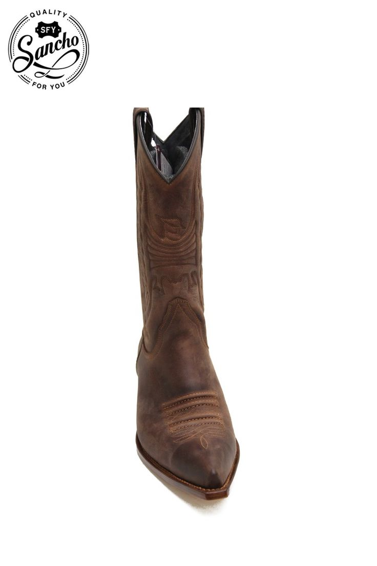 Your Sancho Boots´s online store | Country boots ARIZONA BROWN mod 4436