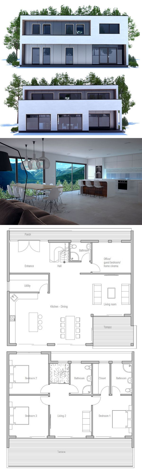 best homes images on pinterest home ideas modern townhouse