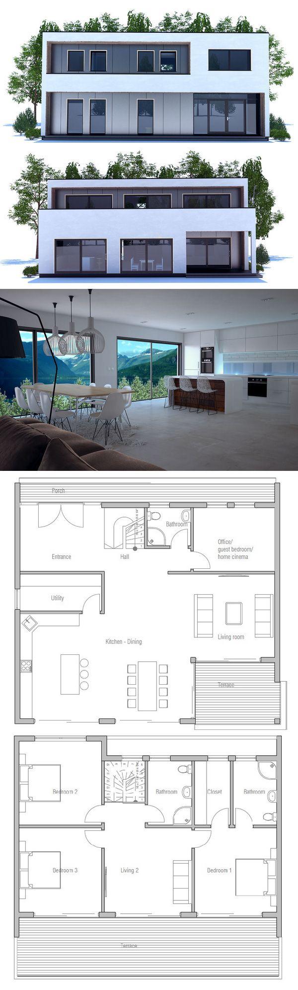 best Maisons design images on Pinterest