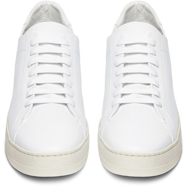 Off White c/o Virgil Abloh Low Top Sneaker (875 SGD) ❤ liked on Polyvore featuring shoes, sneakers, off white sneakers, low top, off white shoes, low profile sneakers and champagne shoes