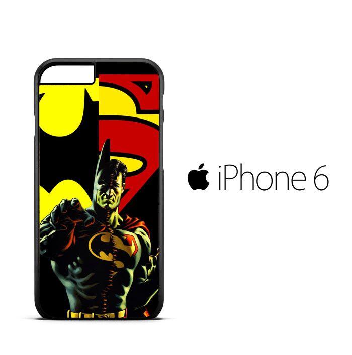 superman vs batman C0404 iPhone 6 | 6S Case