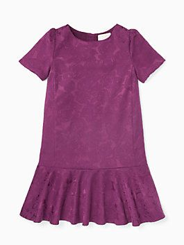 toddlers' drop waist dress | Kate Spade New York