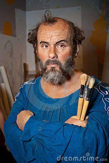 """Les Tableaux Gustav Klimt : Peintre symboliste autrichien né le 14 juillet 1862 et mort le 6 février 1918, il fut l'un des membres les plus en vue du mouvement """"Art nouveau"""" de Vienne. Jeunesse et début de parcours Deuxième enfant d'une famille de sept, fils d'Ernst Klimt, orfèvre ciseleur, et d'Anna Finster, Gustav Klimt suit dans les années 1876-1883 les cours de l'École des arts décoratifs de Vienne, où il est l'élève de Ferdinand Laufberger. En 1879, il débute sa carrière comme décorat"""
