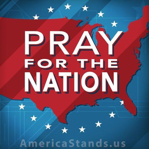 Pray for the Nation: A prayer by Kenneth E. Hagin. You can find it here: http://www.americastands.us/#pray-for-our-nation