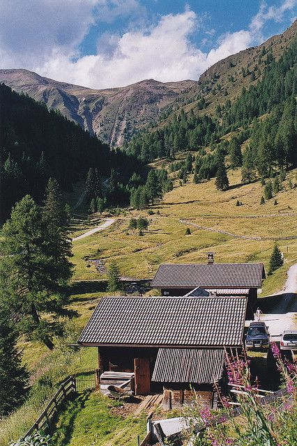 La Malga San Silvestro, San Candido, Trentino-Alto Adige, Italy