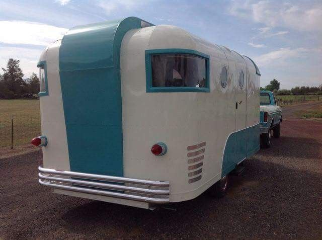 Auto Rv Buy And Sell Used Cars Trucks Rvs And More: 1950s C1 Travel Trailer