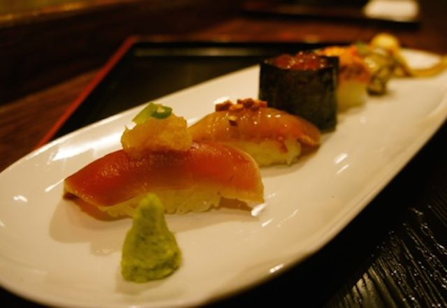 SUSHI YASAKA: We showered praise upon this popular Upper West Side spot for their umi no sachi ($26) last year, and it's still one of our fa...