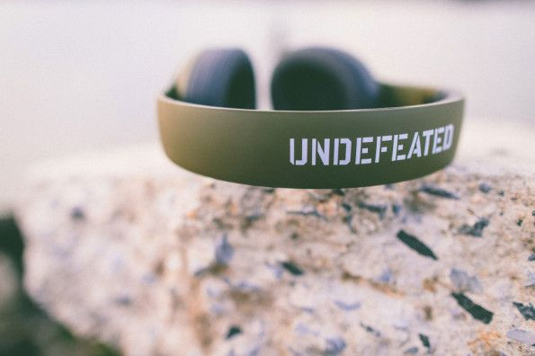 Undefeated x Beats by Dr. Dre Studio
