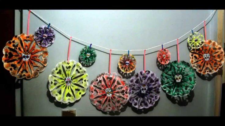 7.4.3 Holidays: Decora tu pared en Halloween (DIY) {Estuche de Monerías}...