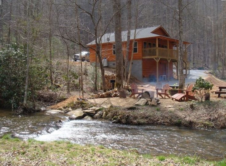 Smoky Mountain Cabin On A Trout Stream Travel We Can Do
