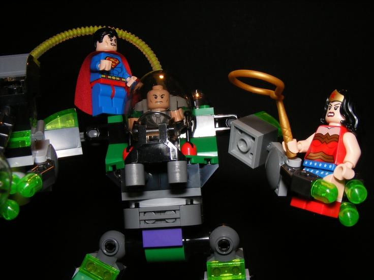 Rewiew - 6862 #LEGO #DCComics #Superman