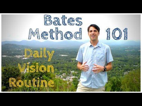 Bates Method Restored Dr. Mercola's Eyesight - YouTube