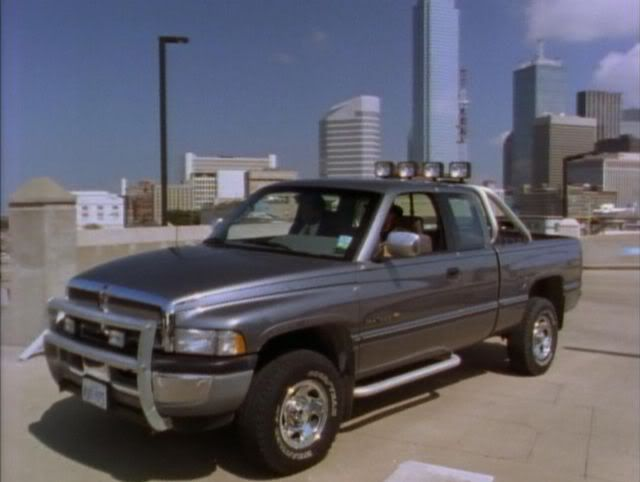 Walker Texas Ranger - Dodge Ram
