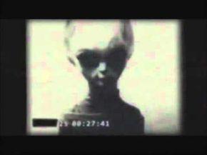EBE 1 footage alien Zeta Reticuli survivor crash KGB - YouTube