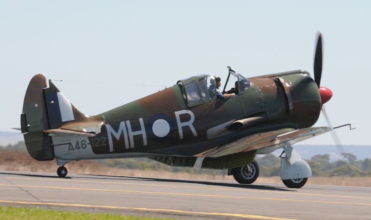 CAC Boomerang A46-122 at Avalon Airport during the Australian International AirShow 2013. Photograph Wendy Wilson
