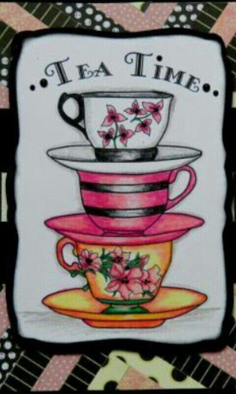Tea dibujo ???