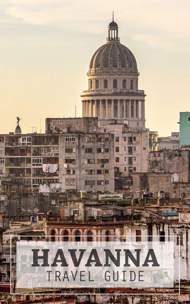 Alles was du über Havanna - Kubas Hauptstadt wissen musst.