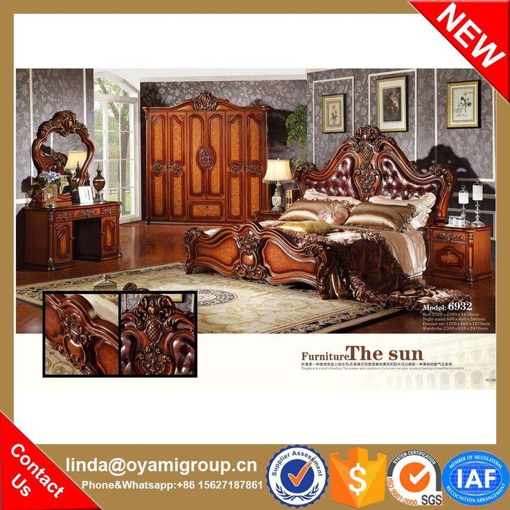 HOT SALE solid wood teen bedroom furniture