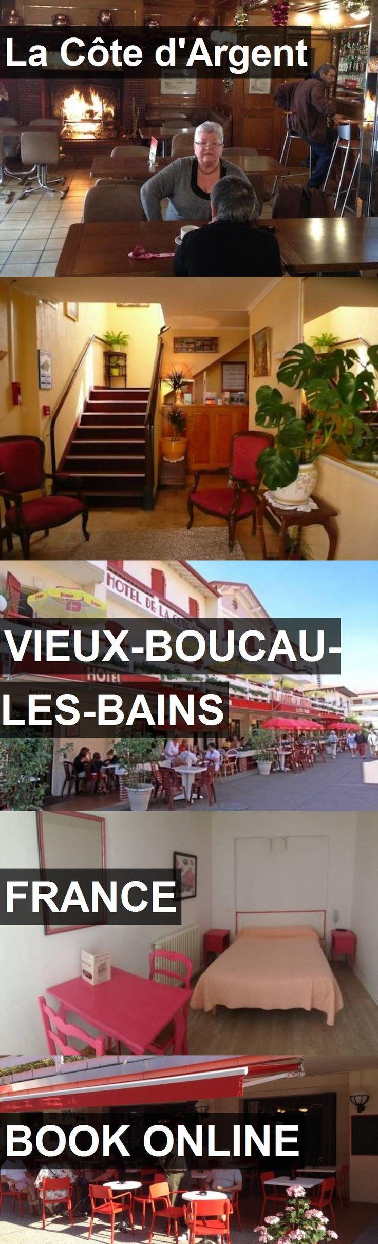 Hotel La Côte d'Argent in Vieux-Boucau-les-Bains, France. For more information, photos, reviews and best prices please follow the link. #France #Vieux-Boucau-les-Bains #LaCôted'Argent #hotel #travel #vacation