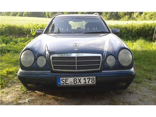 mercedes-benz c-220 t-cdi-elegance blue - 0