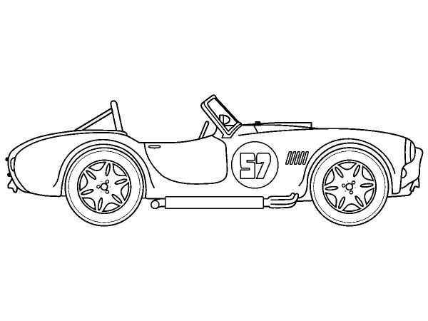 32 best race car coloring pages images on pinterest