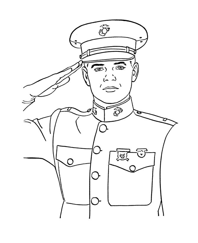 Marine Corps Coloring Pages | Marine Corps Sheets | Hawaii Dermatology