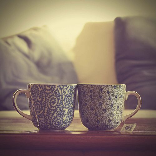 tea couple