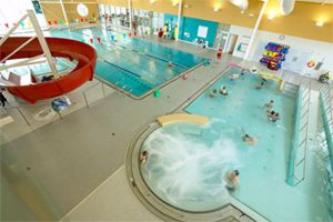 Peterborough Sport and Wellness Centre Therapy Pool – Facilities » Fleming Athletics