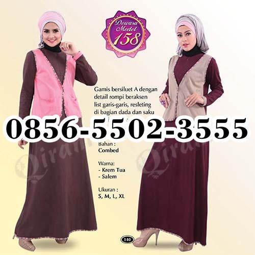 Gambar Baju Qirani Remaja, HP.0856-5502-3555