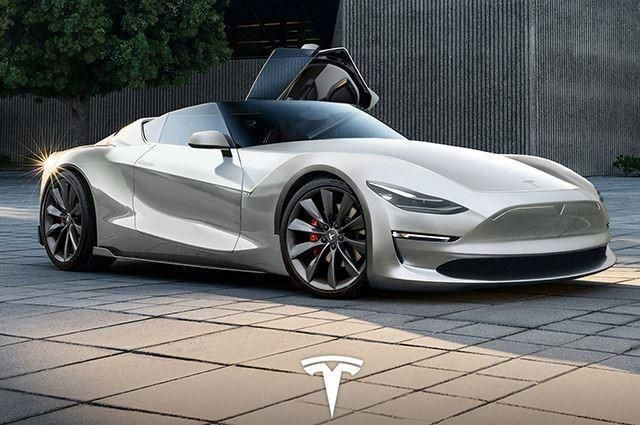 Tesla Roadster : une seconde génération hautes performances pour 2019