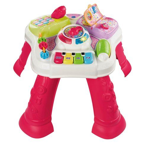 Superb VTech Learning Activity Table Now At Smyths Toys UK! Buy Online Or Collect At Your Local Smyths Store! We Stock A Great Range Of Vtech Infant At Great Prices.