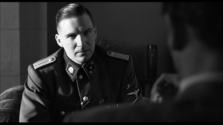 Ralph Fiennes -- Schindler's List.