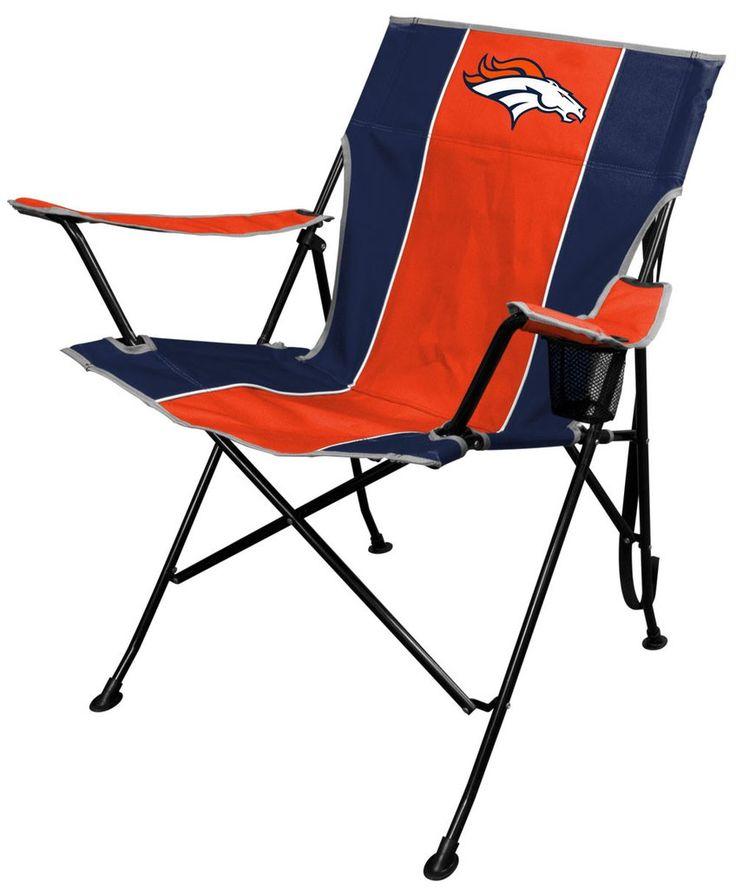 Denver Broncos Tailgate Chair