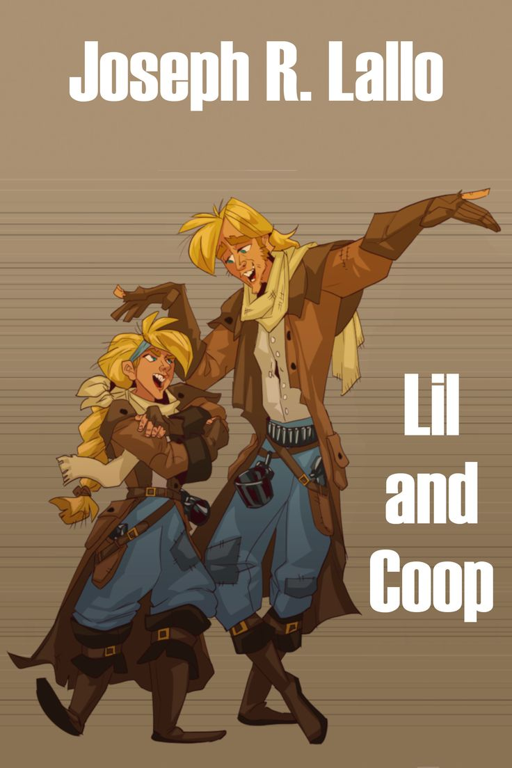 Lil and Coop Joseph R. Lallo Book Review Book review
