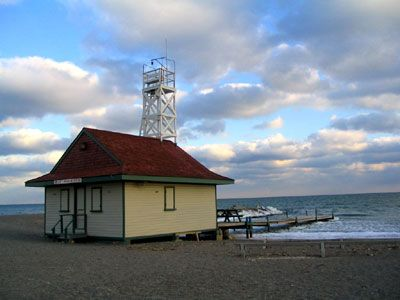 A symbol of the Beach, the Leuty Lifesaving Station was built in the early 20th…