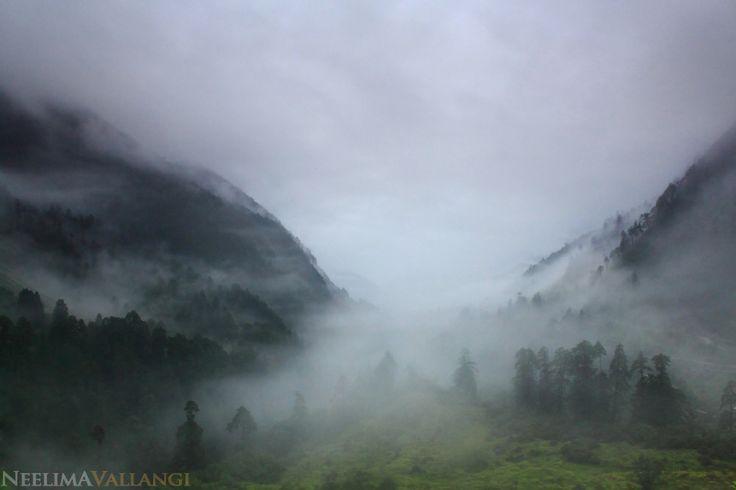 Sikkim in Monsoons!