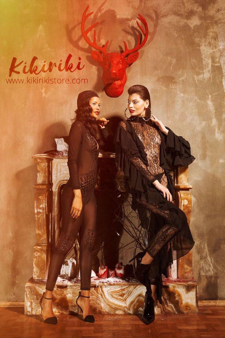 Kikiriki, tarzı olanların tercihi...  #kikirikistore #kikiriki #elbise #tulum #bustiyer #pelerin #bluz