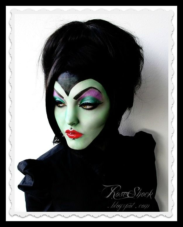 Halloween makeup @Valentina Vitols Bello Balladares this makes me think of you!