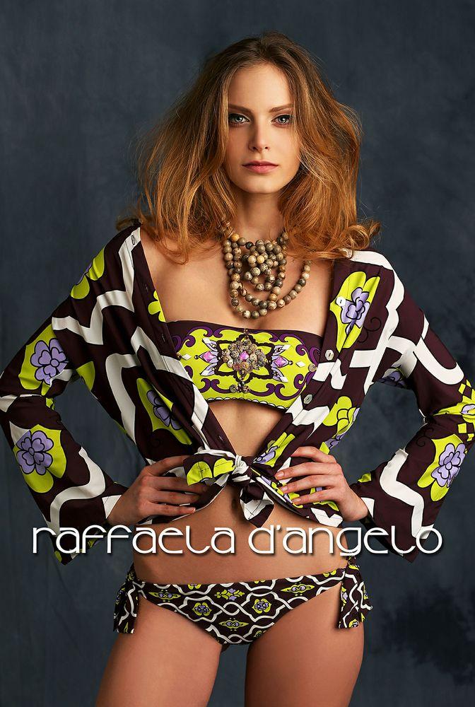 Collezione Raffaela D'Angelo estate 2015 | Valery Lingerie - Abbigliamento intimo made in Italy