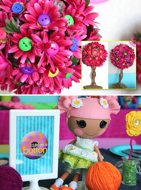Lalaloopsy party decorations and printables by  Take note especially of the  flowers      I must admit these things are kind of creepy to me but the  kids. 17 Best images about Girl s Lalaloopsy bedroom on Pinterest