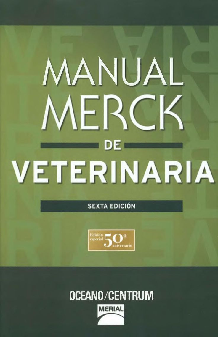 Animales manual merck veterinaria parte 1