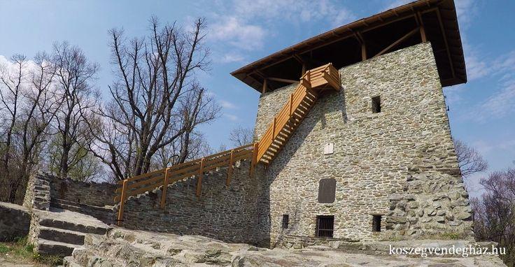 Óház kilátó Kőszeg #kőszeg #erdő #kilátó #óház #látnivaló #kirándulás #koszeg