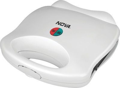 Nova Cool Touch Sandwich Maker With Non-stick Teflon Coating @ Rs.669