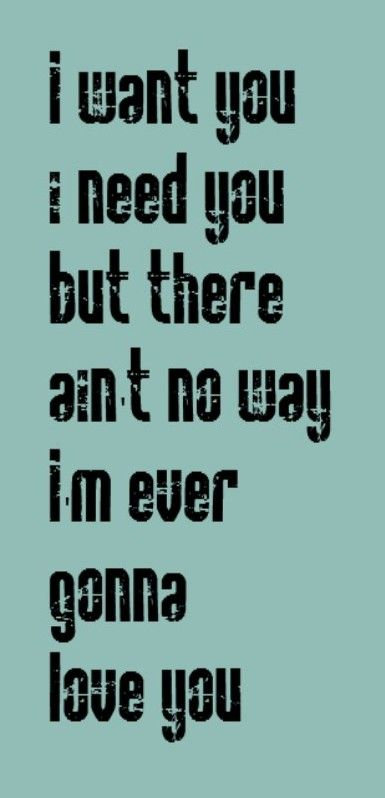 Meatloaf - Two Out of Three Ain't Bad  song lyrics, music, quote